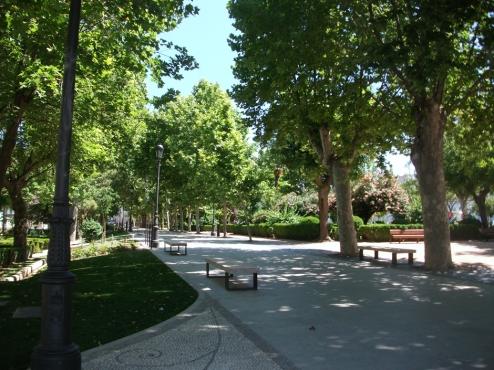 El Parque de la Alameda