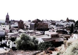 Vista Panorámica del Casco Antiguo de Guadix