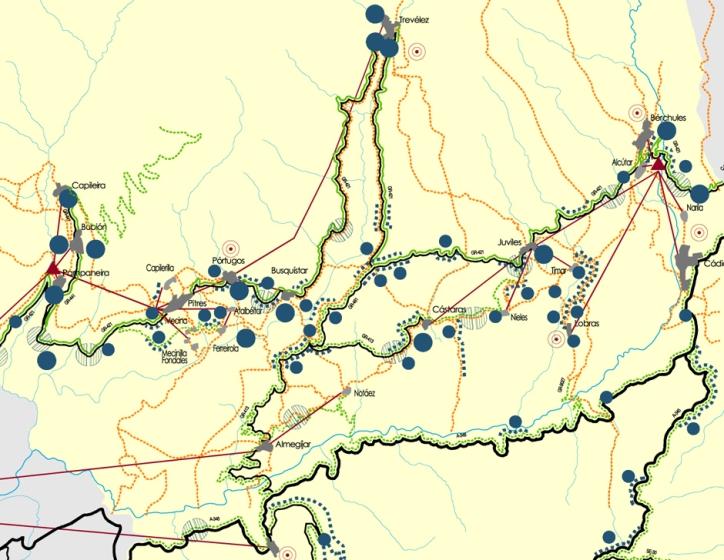 Esquema de Acciones para las Redes de Articulación Territorial y el Paisaje