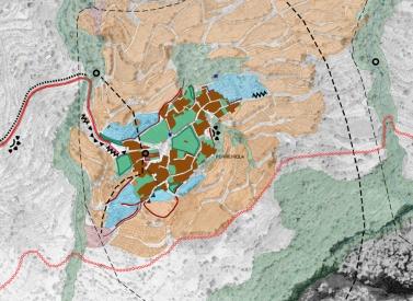 Extracto del Documento de Criterios para la Protección del Bic Sitio Histórico de la Alpujarra Media granadina y La Tahá