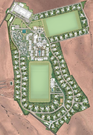 JNAN AMAR POLO RESORT MASTERPLAN