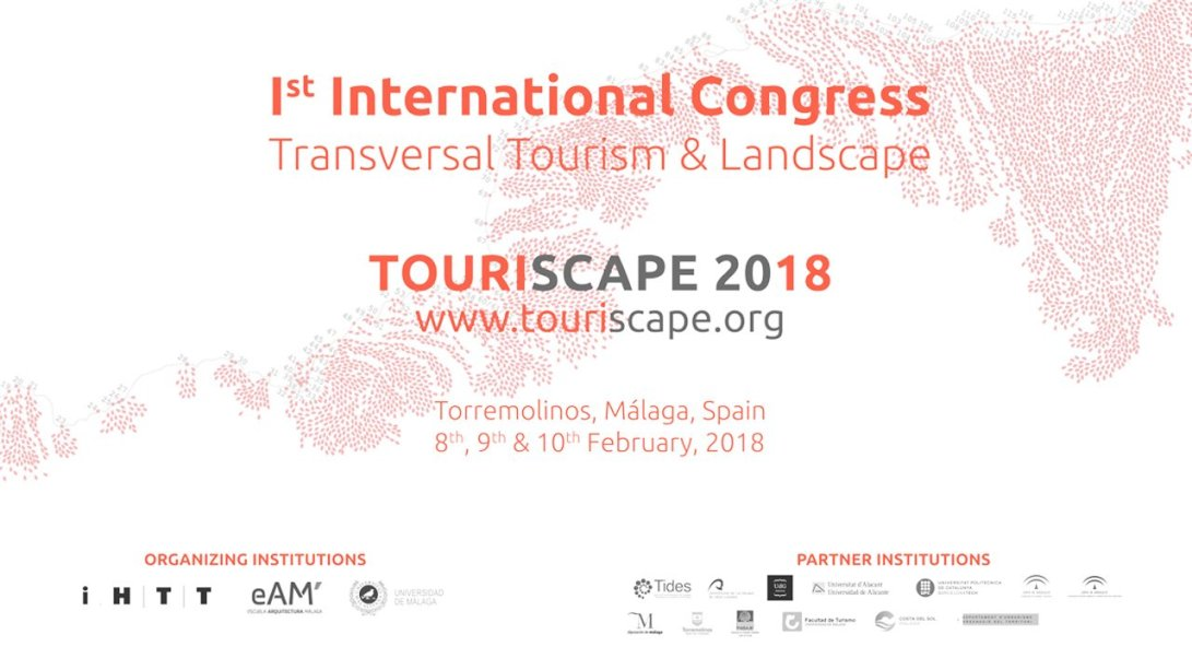 Congreso Touriscape 2018