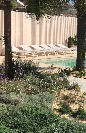 Zona de piscina Casilla del Mar 2